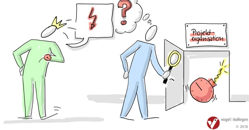 lohnende Wege gegen Termindruck bzw. Termindruck in der Projektorganisation