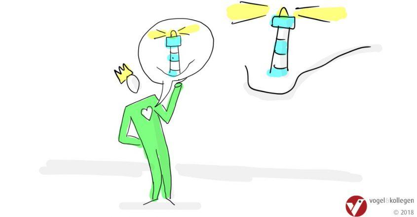 Storytelling mit Anziehungskraft – die Leit-Story als Vorgabe für die interne und externe Kommunikation